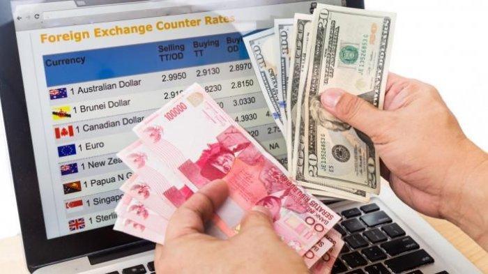 Ingin Tukar Uang Asing? Ini Kurs Rupiah di 5 Bank Hari Ini