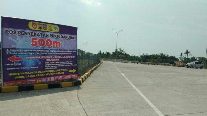 Tak Semua Exit Tol di Jateng Ditutup, Ini Titik yang Dibuka di Wilayah Tol Pejagan-Pemalang
