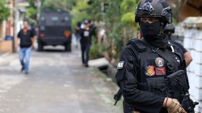 Dor! Terduga Teroris di Ngruki Ditembak Densus 88, Berusaha Lari saat Hendak Ditangkap