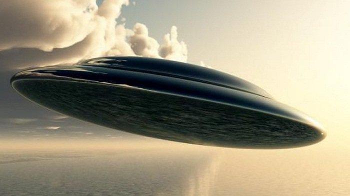 Kapal Perang AS Dikerumuni Benda Terbang Diduga UFO, Terdeteksi Radar