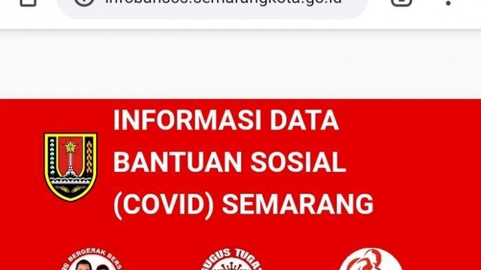 Warga Semarang Bisa Cek Terima Bansos Tidaknya Melalui Ini