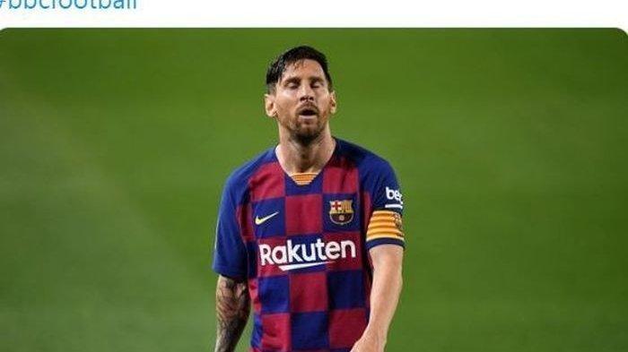 Pantas Barcelona Tekor, Gaji Lional Messi Sepertiga Lebih Total Tagihan Gaji Pemain Inter Milan