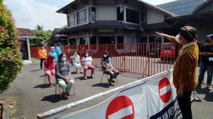 Ibu Hamil Jalani Isolasi di Hotel Tiara Purwokerto, Saminah: Kasurnya Empuk