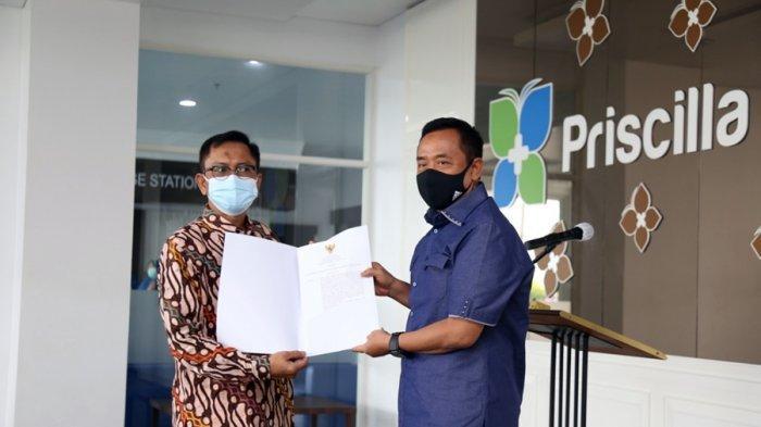 33 Nakes RSUD Cilacap Diisolasi Terpusat di RS Priscilla Medical Center Sampang