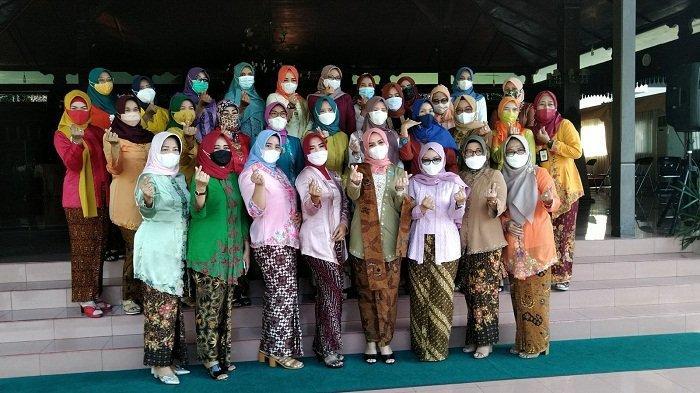 Rayakan Hari Kartini, Istri Bupati Kudus Ajak Remaja Putri Tuntaskan Pendidikan dan Tak Nikah Dini