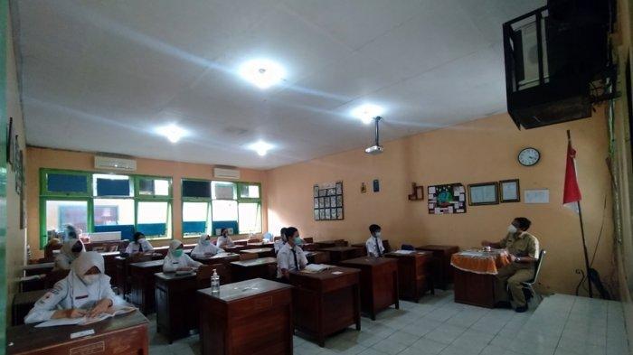 Cabdin Wilayah VI Jateng: SMAN 1 Karanganyar Ajukan Izin Gelar PTM Terbatas, Lainnya Belum