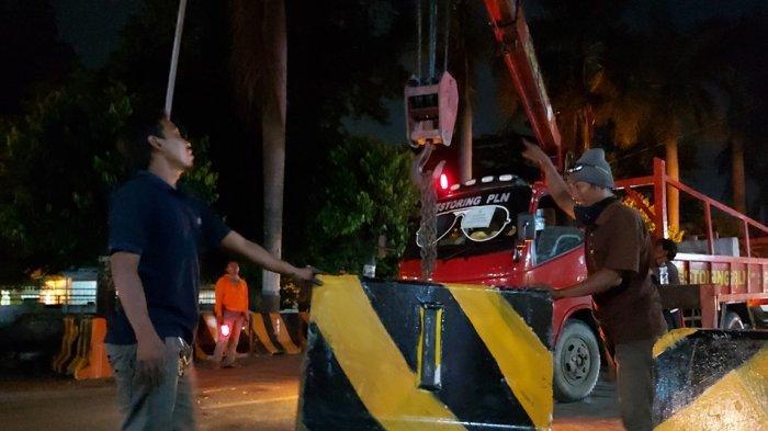 Evaluasi Karantina Wilayah Kota Tegal, Pemkot Buka 4 Akses Jalan Tambahan untuk Warga