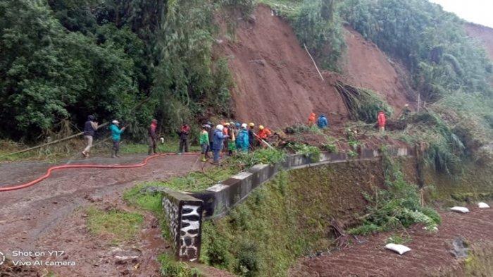 Ini Rentetan Bencana di Banjarnegara, Belum Genap Dua Bulan Sudah Ada Puluhan Kejadian