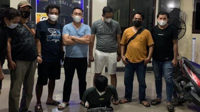 Nih Pelaku Penjambretan di Tegal Sudah Tertangkap, Dia Residivis Kasus Pencurian