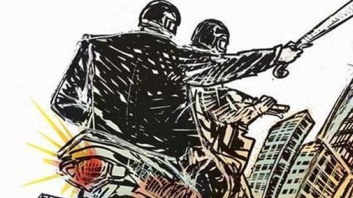 Pelaku Begal Ayunkan Samurai Lukai Pedagang Sayur Keliling, Kejadian di Pusponjolo Semarang