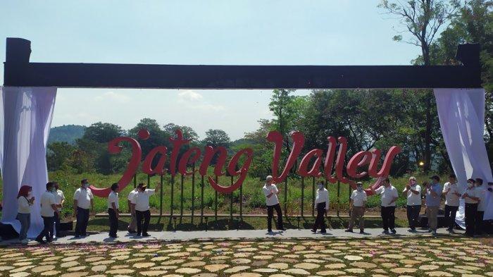 Sempat Molor 8 Tahun, Jateng Valley Mulai Dibangun, Ganjar: Wisata Berorientasi Aspek Lingkungan