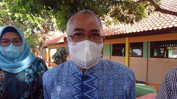 DPRD Kabupaten Semarang Pantau Uji Coba PTM, Joko Sriyono: 97 Persen Orangtua Sudah Mengizinkan