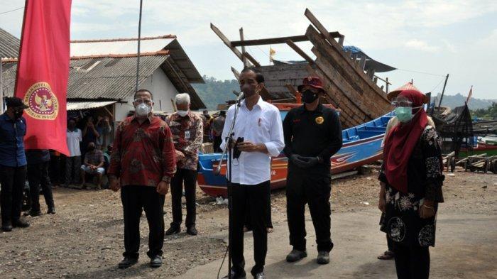 Ini Aktivitas Seharian Presiden Jokowi di Cilacap, Utamanya Berkaitan Vaksinasi