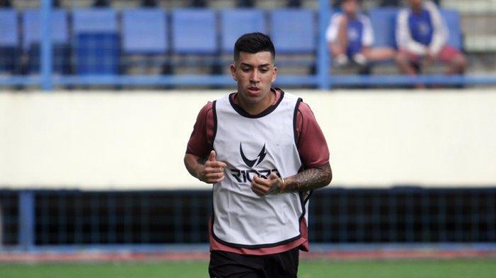 Gelandang Asing Jonathan Cantillana Dilirik Klub di Chile, Begini Respon Manajemen PSIS Semarang