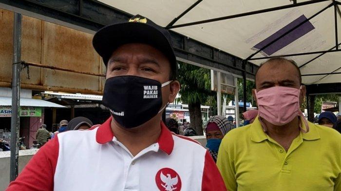 Kota Tegal Kembali Nol Kasus Covid-19, Jumadi: Bos Warteg Hari Ini Dinyatakan Sembuh