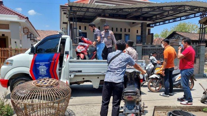 Jelang Salat Jumat, Polisi Gerebek Judi Sabung Ayam di Juwana Pati, Empat Motor Jadi Barang Bukti