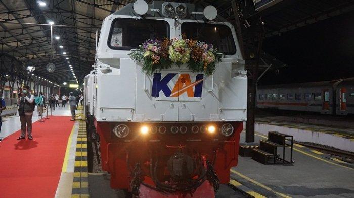 Kereta Baturraden Ekspress Relasi Purwokerto-Bandung Resmi Meluncur, Harga Tiket Mulai Rp 130 Ribu