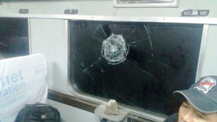 Lempar Batu ke KA Bangunkarta, Remaja di Solo Dibawa ke Kantor Polisi. Begini Akhirnya