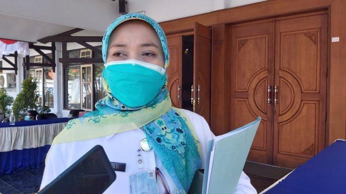 Kadinkes Sebut Angka Kasus Corona Mulai Melandai di Tegal, Berikut Data Lengkapnya