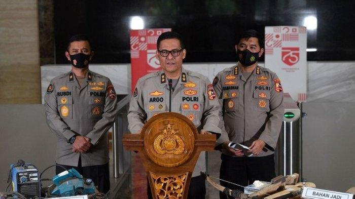Parodikan Lagu Indonesia Raya, Polisi Sudah Tetapkan Dua Tersangka, Mereka Berteman di Dunia Maya