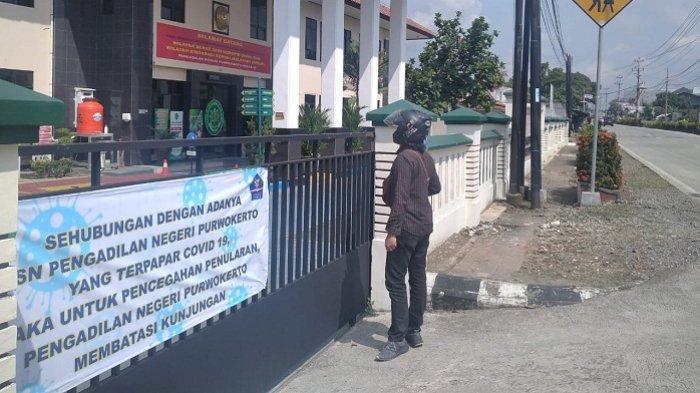 Sebagian Pegawai PN Purwokerto Akan Jalani WFH setelah 4 ASN Terkonfirmasi Positif Covid