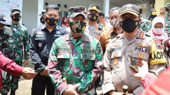 Polda Jateng Terjunkan 4.700 Bhabinkamtibmas untuk Bantu Tracing Kasus Covid-19