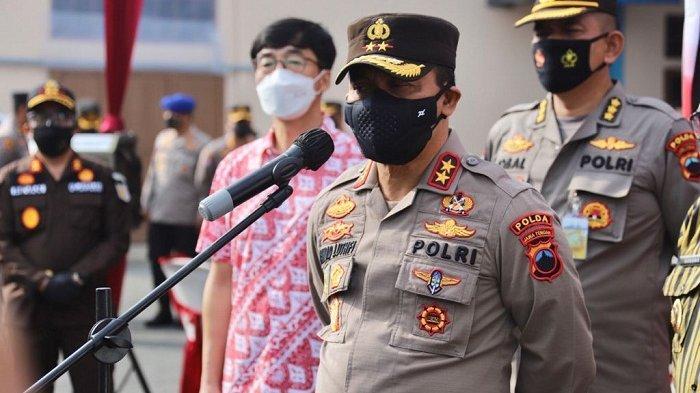 Resmikan Polsek Mrebet Purbalingga, Kapolda Jateng: Harus Lebih Giat Melayani Masyarakat