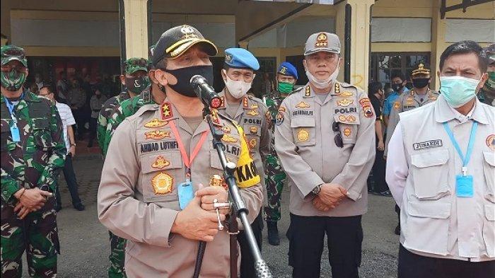 Kapolsek di Rembang Meninggal Karena Terpapar Covid-19, Kapolda Jateng: Dia Punya Sakit Bawaan