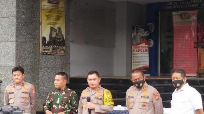 Serang Polisi di Tol Jakarta-Cikampek, 6 Pengikut Rizieq Shihab Ditembak Mati