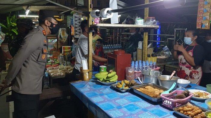 Ngeyel Layani Makan di Tempat saat PPKM Darurat, Pedagang Jahe Rempah di Kudus Didenda Rp 400 Ribu