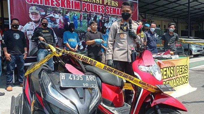 Gondol 3 Motor seusai Kencan di Hotel di Kabupaten Semarang, Agus: Ada 3 Anak yang Harus Dihidupi