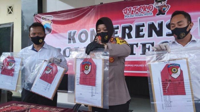 8 Barang Bukti Kasus Konser Dangdung Wakil Ketua DPRD Kota Tegal, Dari Surat Izin Hingga Buku Tamu
