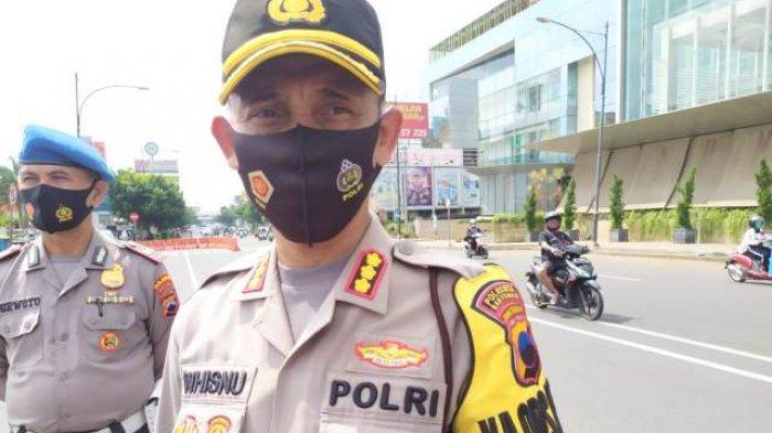Polresta Banyumas Mulai Siaga, Antisipasi Demo Penolakan UU Cipta Kerja Hari Ini