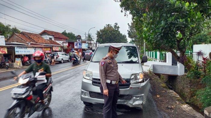 Kecelakaan Karambol di Sokaraja Banyumas, Libatkan Empat Mobil, Begini Kronologinya