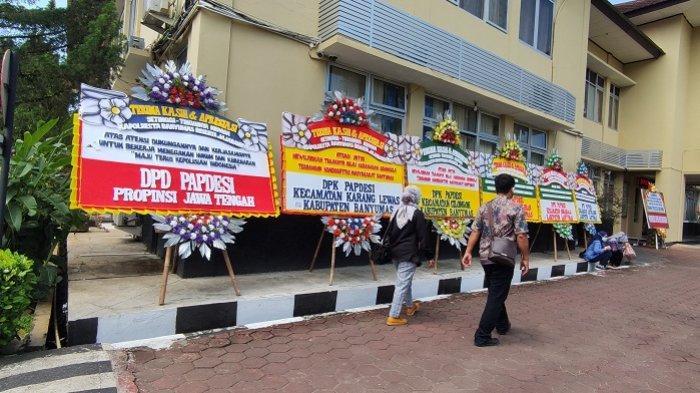 Geruduk Polresta Banyumas, Perangkat Desa Minta Laporan Pemerasan Oknum LSM ke Kades Diusut Tuntas
