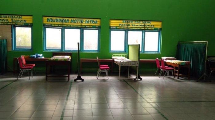 Pengusaha di Solo Bantu Beri Makan Setiap Hari untuk Warga yang Jalani Karantina