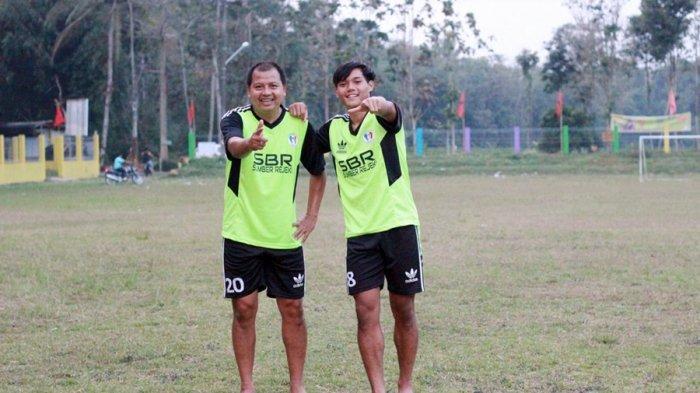 Main Bola Bareng Ayah, Aktivitas Rutin Bek Sayap Muda PSIS Semarang Mengisi Libur Latihan