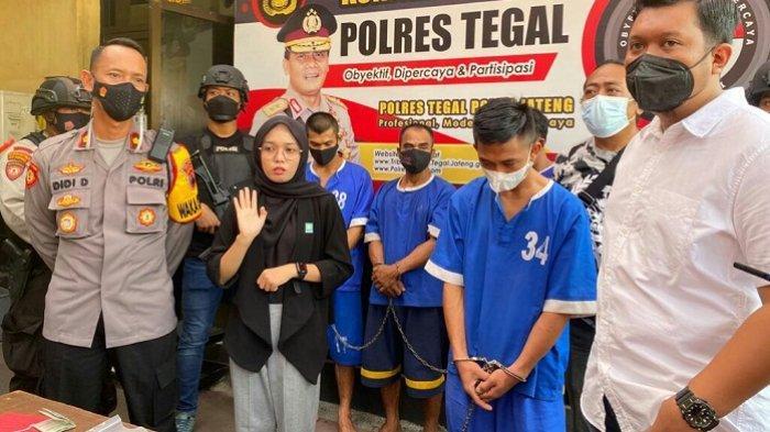 Karyawan Indomart di Tegal Coba Rampok 2 Alfamart untuk Bayar Pinjol, Gagal setelah Pegawai Teriak