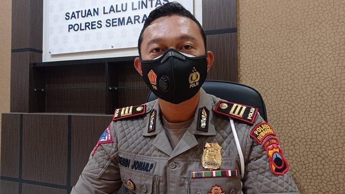 Setiap Hari, Jalan Menuju Alun-alun Kabupaten Semarang Ditutup Mulai Pukul 21.00 WIB