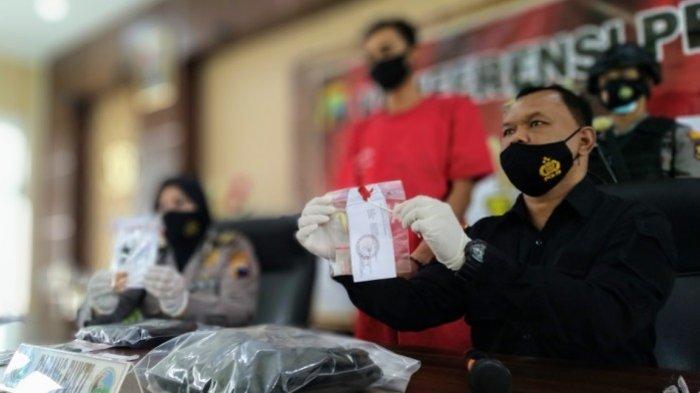 Febrianda Harus Berpisah dari Istri yang Dinikahi 3 Bulan lantaran Dicokok Polisi Gara-gara Sabu