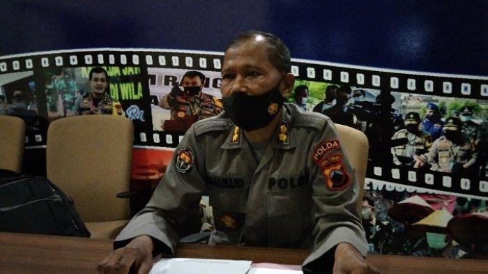 Hentikan Pemotor Tak Pakai Helm dan Masker, Polisi di Solo Kena Tinju di Dagu