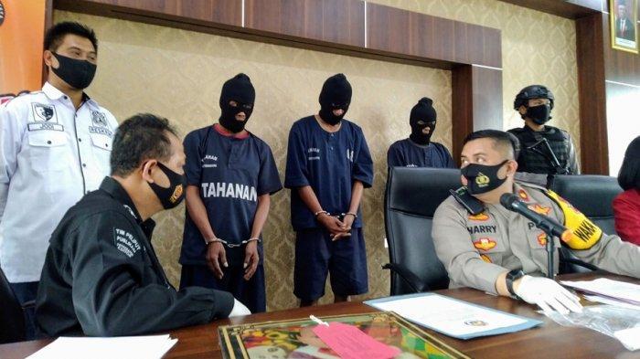 Main Judi Kartu Ceki, Seorang Perangkat Desa Ditangkap Polisi di Ngadirejo Temanggung