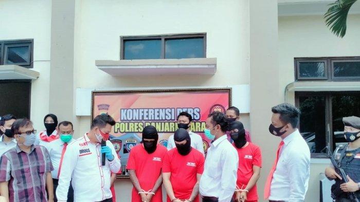 Dua Pemuda Asal Purbalingga Dibekuk Polisi, Kamar Kos di Banjarnegara Jadi Lokasi Pesta Sabu