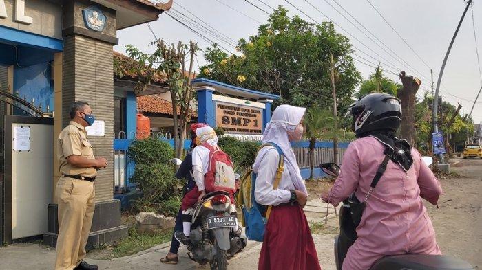 Kasus Covid-19 Terus Bertambah, Sekolah di 10 Kecamatan Kabupaten Tegal Hentikan KBM Tatap Muka