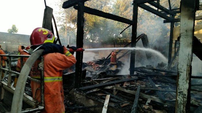Gudang Shopee Express di Pejaringan Jakarta Utara Terbakar, Begini Nasib Barang Pesanan Konsumen