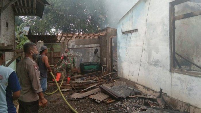 Berawal dari Masak Air kemudian Ditinggal Ngobrol, Rumah di Sempor Lor Purbalingga Ludes Terbakar