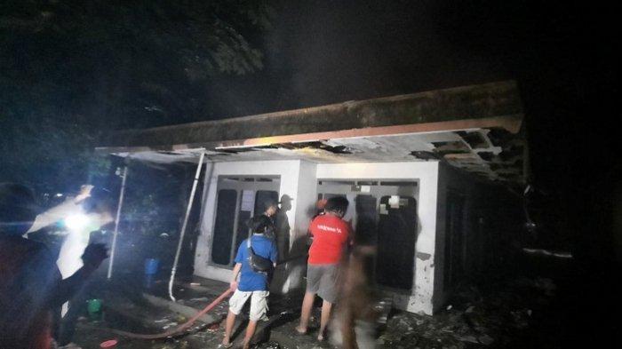 Rumah Warga Tayu Pati Ludes Terbakar, Api Diduga Muncul dari Kompor Gas yang Bocor