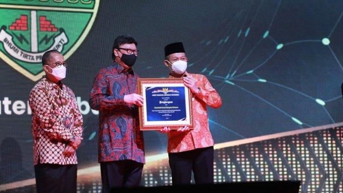 Selamat! Kebumen Raih Juara 1 Kearsipan Nasional, Kalahkan Kota Yogyakartan dan Surabaya