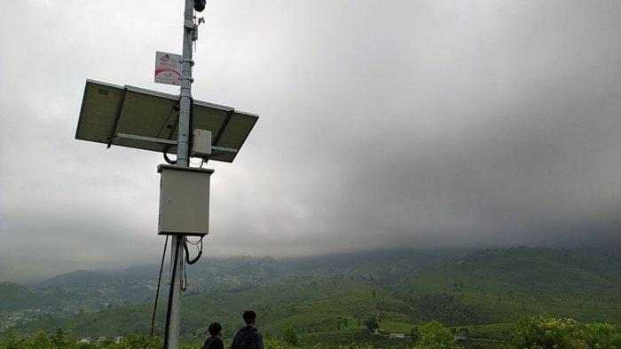 Datang ke Kebun Teh Kemuning Karanganyar, Nuri Penasaran Lokasi CCTV Perekam Adegan Viral Sejoli