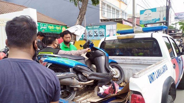 Bocah SMP Tewas Tertabrak Mobil di Depan Kampus Biru Amni Semarang, Sempat Terseret Hingga 15 Meter